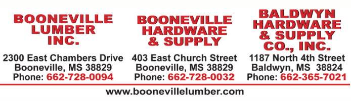 Booneville Lumber Company, Inc